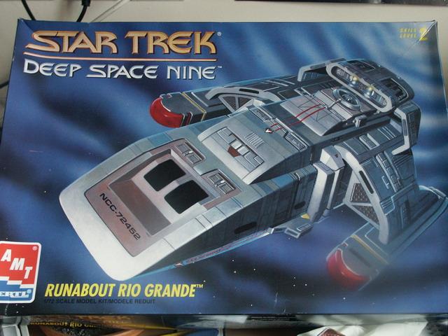 RUNABOUT STAR TREK DS9 114