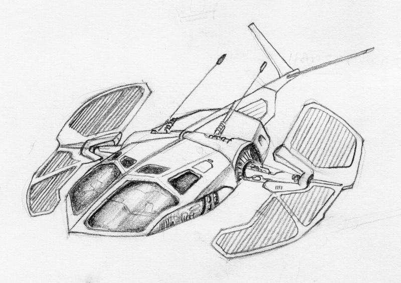 Nos coups de crayon, dessins et autres gribouillis... Eclair10