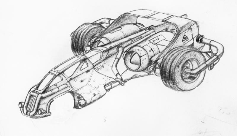 Nos coups de crayon, dessins et autres gribouillis... Pike_s10