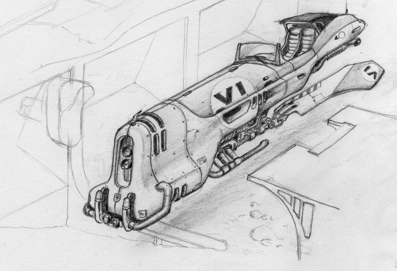 Nos coups de crayon, dessins et autres gribouillis... Voitur10