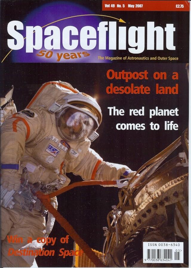 Spaceflight 49/5 de Mai 2007 05-05-10
