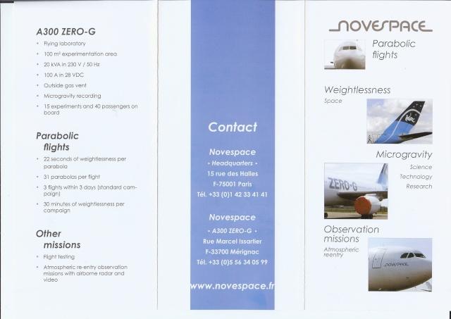 Paris Air Show 2007 : brochures 06-25-12