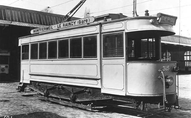 histoire des bus dans vos villes