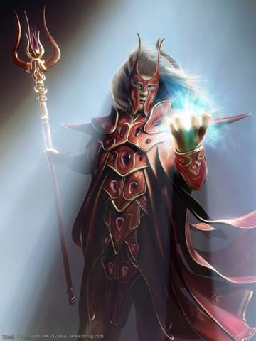 Elfí poklad - krystalové žezlo Elf10