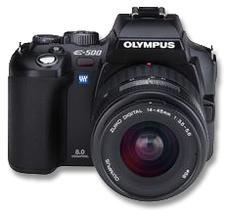 OLYMPUS E-500 Dslr_e10