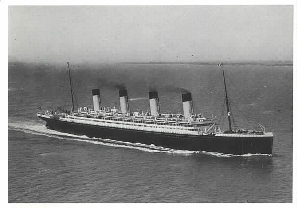 RMS Olympic 1612210