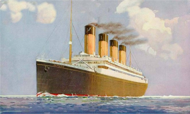 RMS Olympic Olympi13