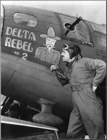"""Les """"warbirds"""" Delta10"""