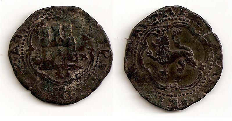 4 maravedies de Felipe II (Santo Domingo, 1556 - 1598 d.c) 2_cuar10