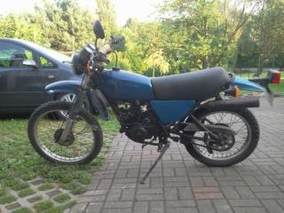 DTMX 125 cc MEMBRES : Personnalisées Photo111