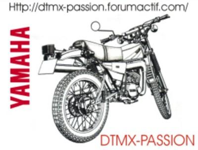 """Production d'autocollants """"Dtmx Passion"""" Rect_111"""