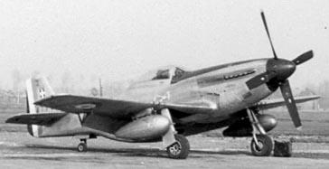 North American F-6 Mustang F6-gr310