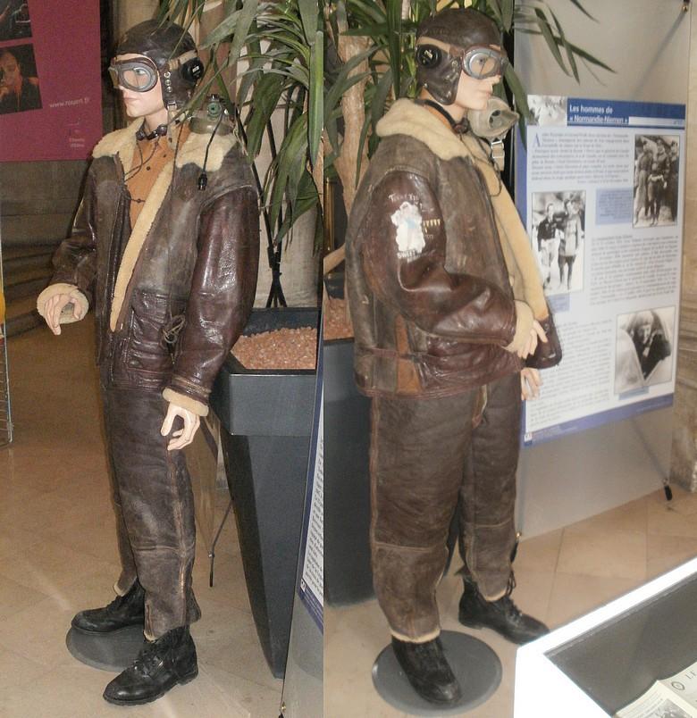 Pantalon de cuir Ffl10