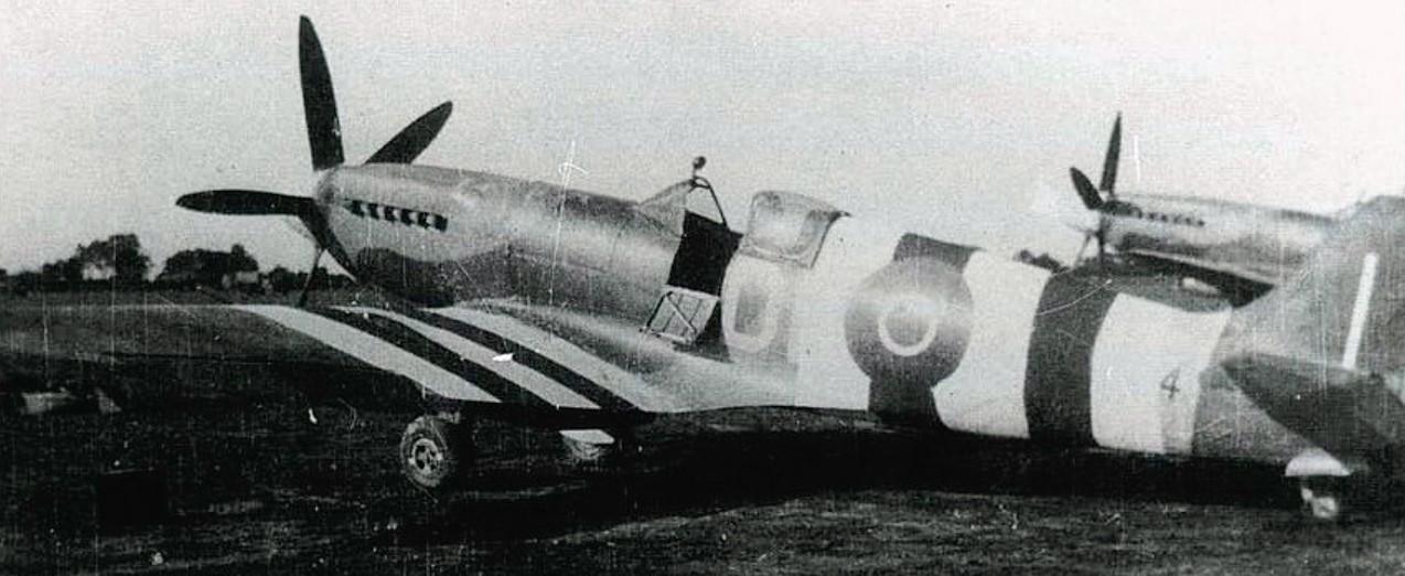 Supermarine Spitfire Mk. XIV de Jean MARIDOR 1944 - Page 2 Nh654-10