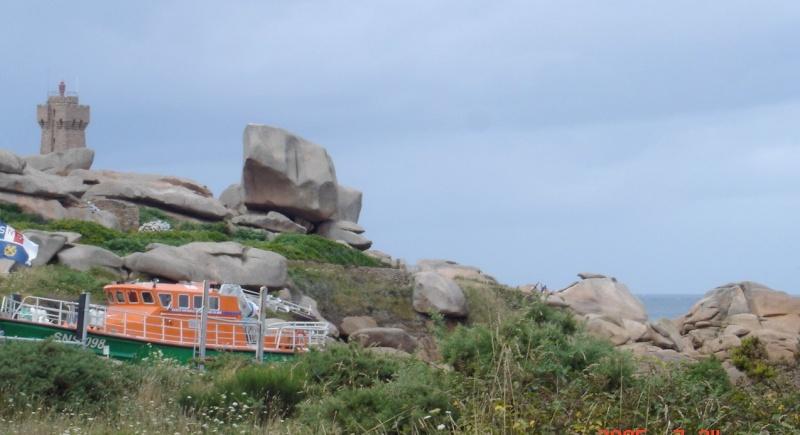La Côte de Granite Rose à Ploumanac'h Vu_d4e10