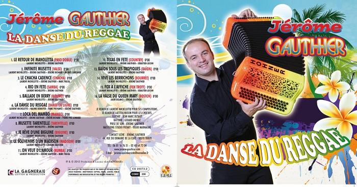 Sortie du nouveau CD de Jérôme GAUTHIER 02013-10