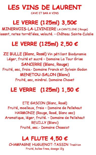 zj04. ISSOUDUN (Indre) - LES VINS DE LAURENT - Cave à vins, bar à vins, vente, dégustation Iss-la10