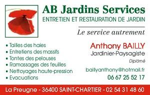 SAINT-CHARTIER (indre) - AB JARDINS SERVICES - Jardinier paysagiste - Entretien restauration St-cha12