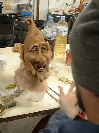 création de marionnette à main Fx-01510