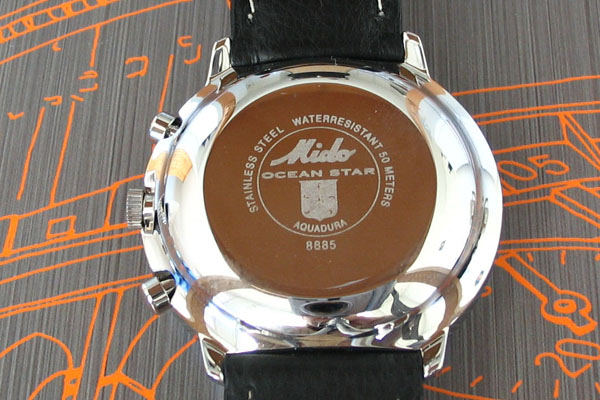 Mido - Mido Comander Chronnograph Arrier10