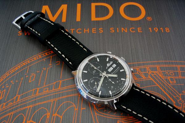 Mido - Mido Comander Chronnograph Ensemb10