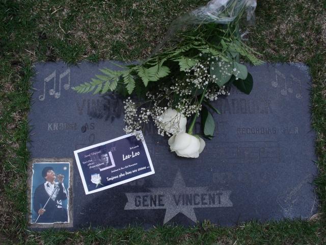 eternal valley  Hommage a Gene Vincent - photos suite Roses110