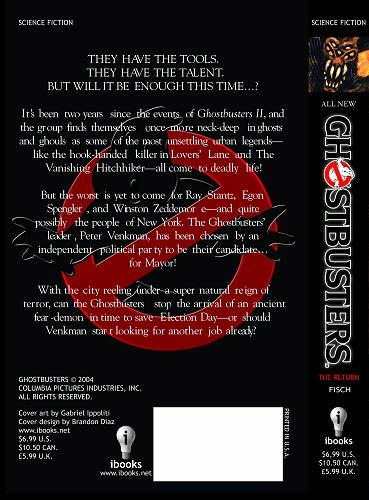 Ghostbusters: The Return 2dd89310
