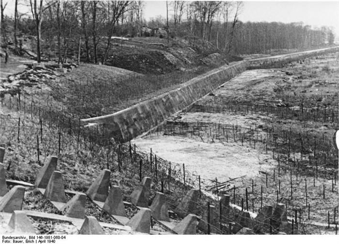 Ligne Siegfried - Der Westwall 00078610
