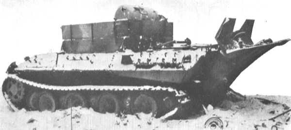Bergepanzer V Bergepanther 0244210