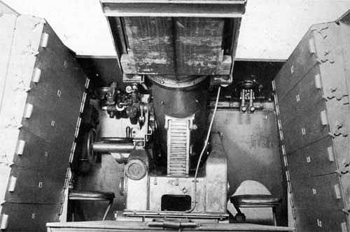 """12.8 cm L/61 """"Sturer Emil"""" 1010"""