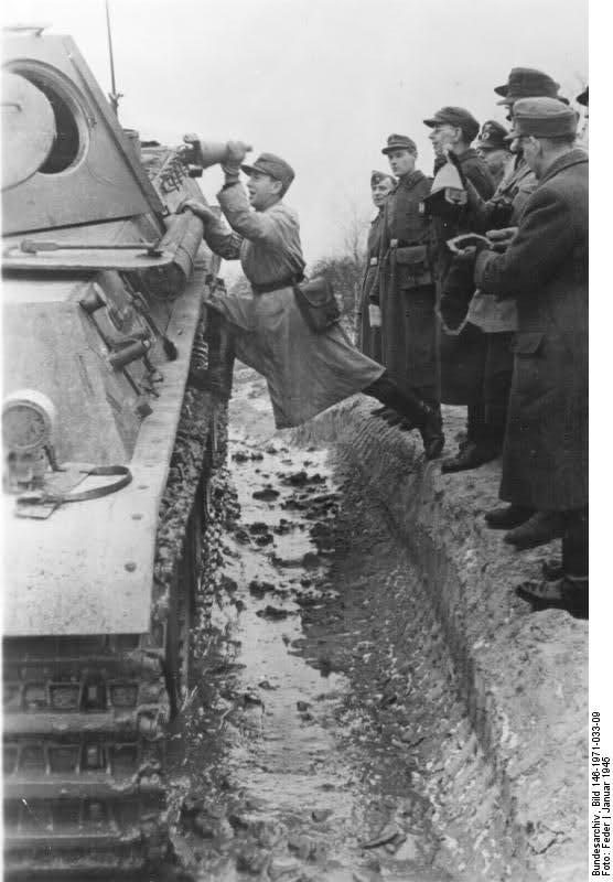 Panzerhandmine - Hafthohlladung 3 1608le10