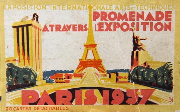 L'Exposition Internationale de 1937 - Paris 1937-c10