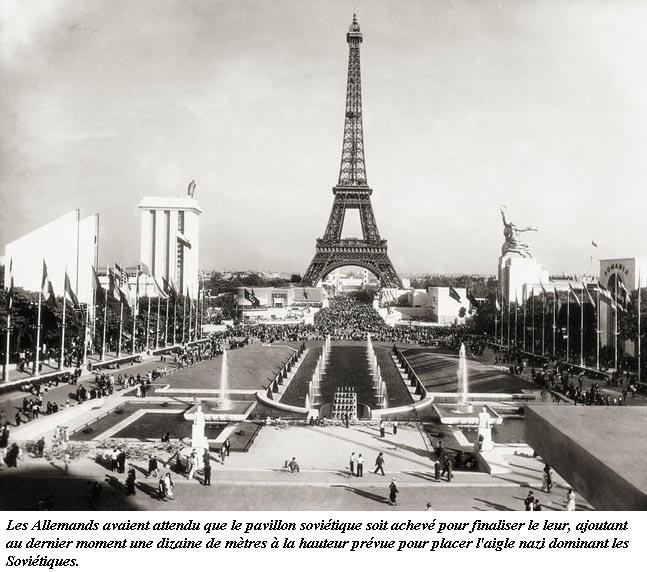 L'Exposition Internationale de 1937 - Paris 1937-r10