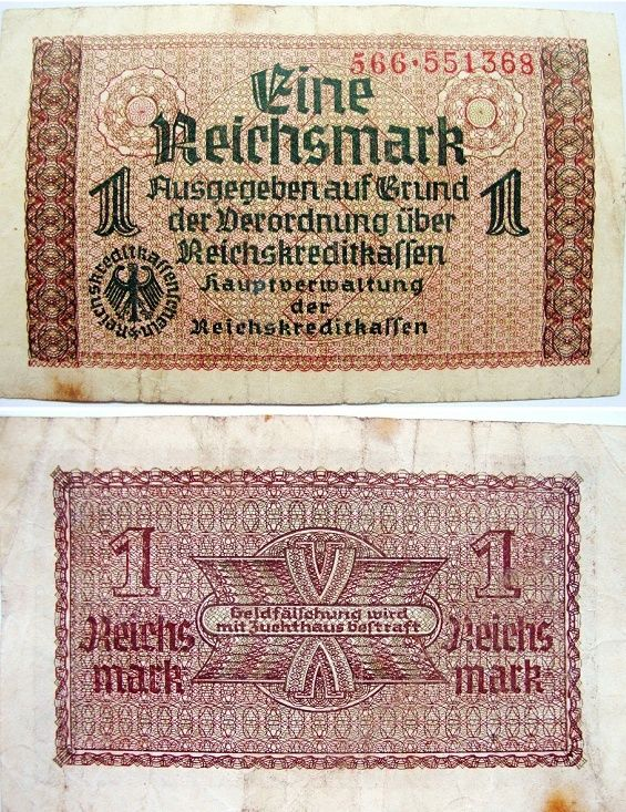 Le Reichsmark - (1924/1948) 1_reic10