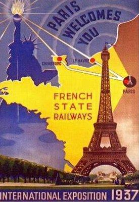 L'Exposition Internationale de 1937 - Paris 1aff2e10