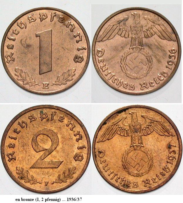 Le Reichsmark - (1924/1948) 1reich10