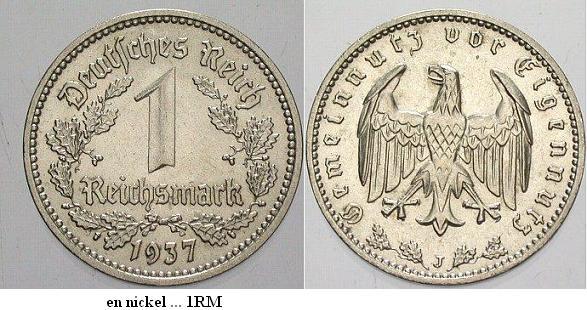 Le Reichsmark - (1924/1948) 1reich11