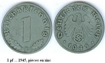 Le Reichsmark - (1924/1948) 1reich12