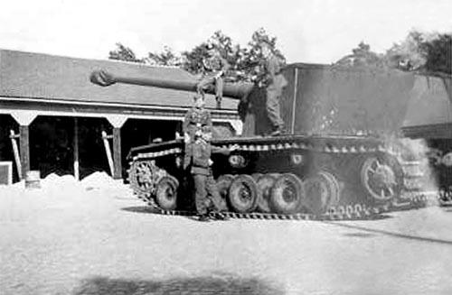 """12.8 cm L/61 """"Sturer Emil"""" 211"""