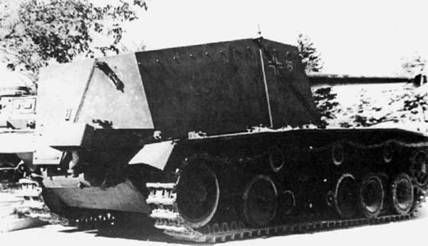 """12.8 cm L/61 """"Sturer Emil"""" 2210"""