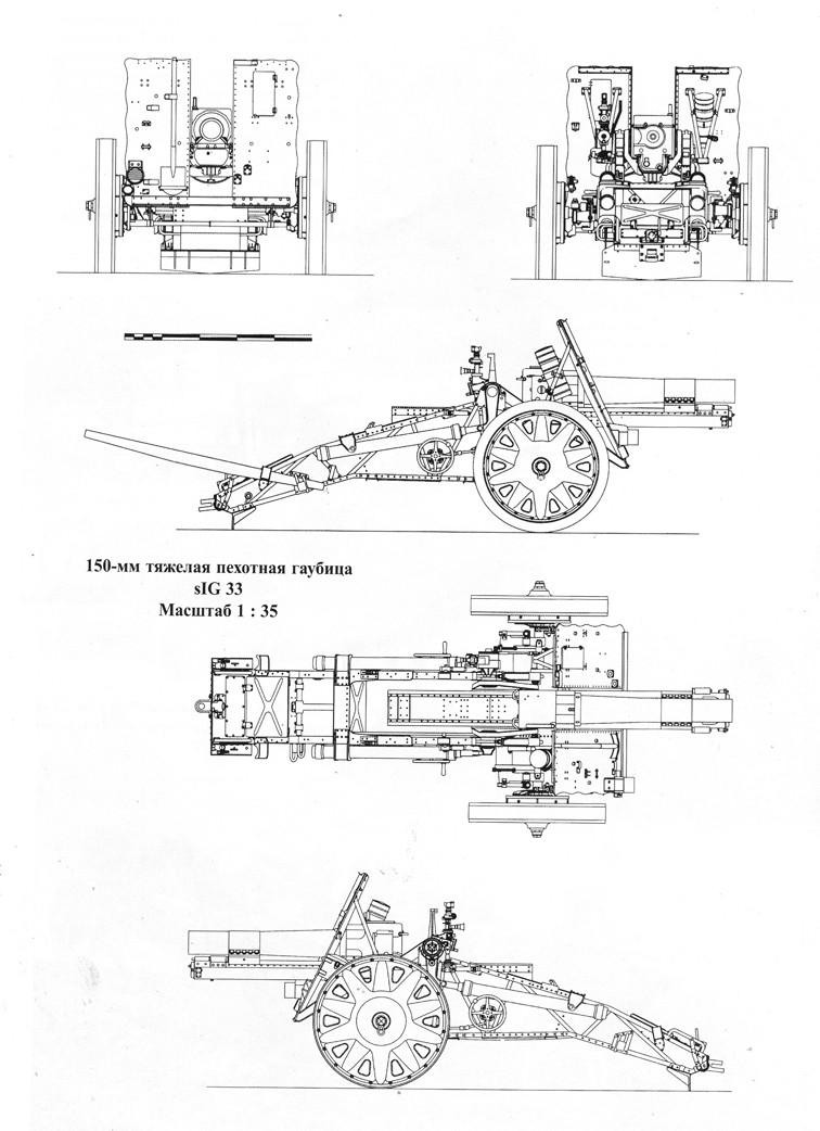 15-cm schwere Infanterie Geschutz 33 23643610
