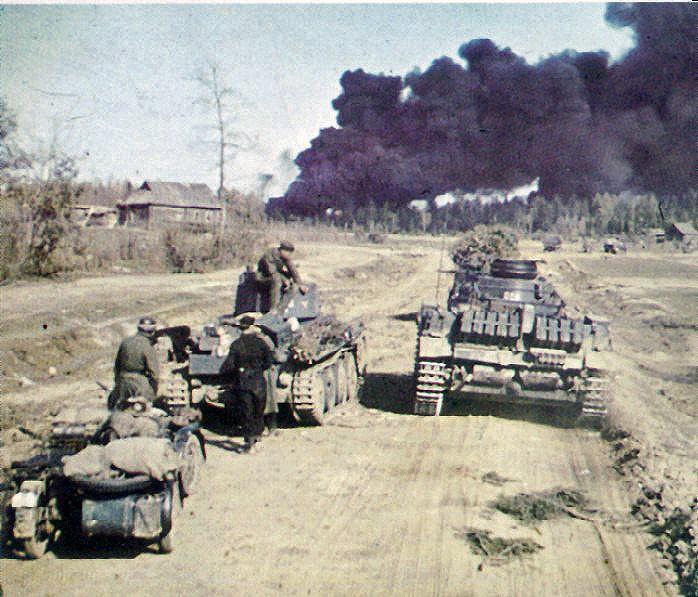 la Blitzkrieg - Définition 24390410