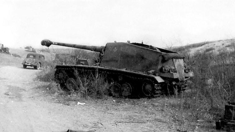 """12.8 cm L/61 """"Sturer Emil"""" 2710"""