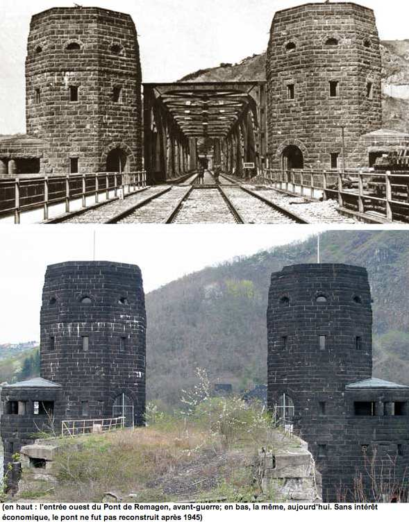 7 mars 1945 - Le pont Ludendorff à Remagen 2844_110