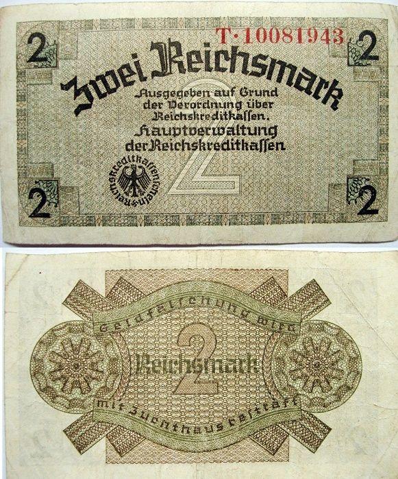 Le Reichsmark - (1924/1948) 2_reic10
