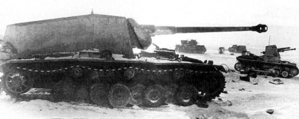 """12.8 cm L/61 """"Sturer Emil"""" 3110"""