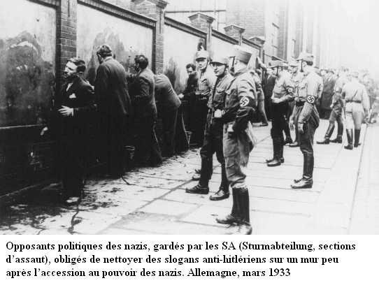"les S.A ""Sturmabteilung"" 3136810"