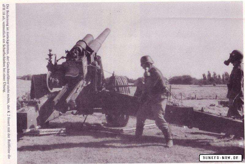 Obusier 15 cm schwere Feldhaubitze 18 321_fe10