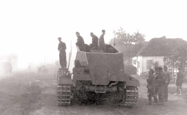 """12.8 cm L/61 """"Sturer Emil"""" 3410"""