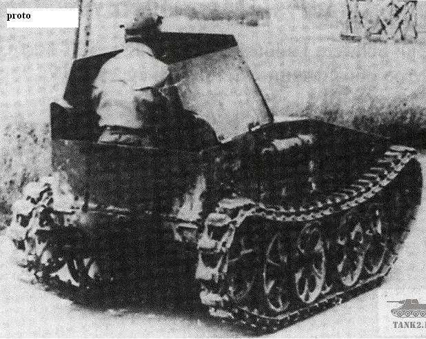 """SdKfz 304 """"Springer"""" 3597sd10"""